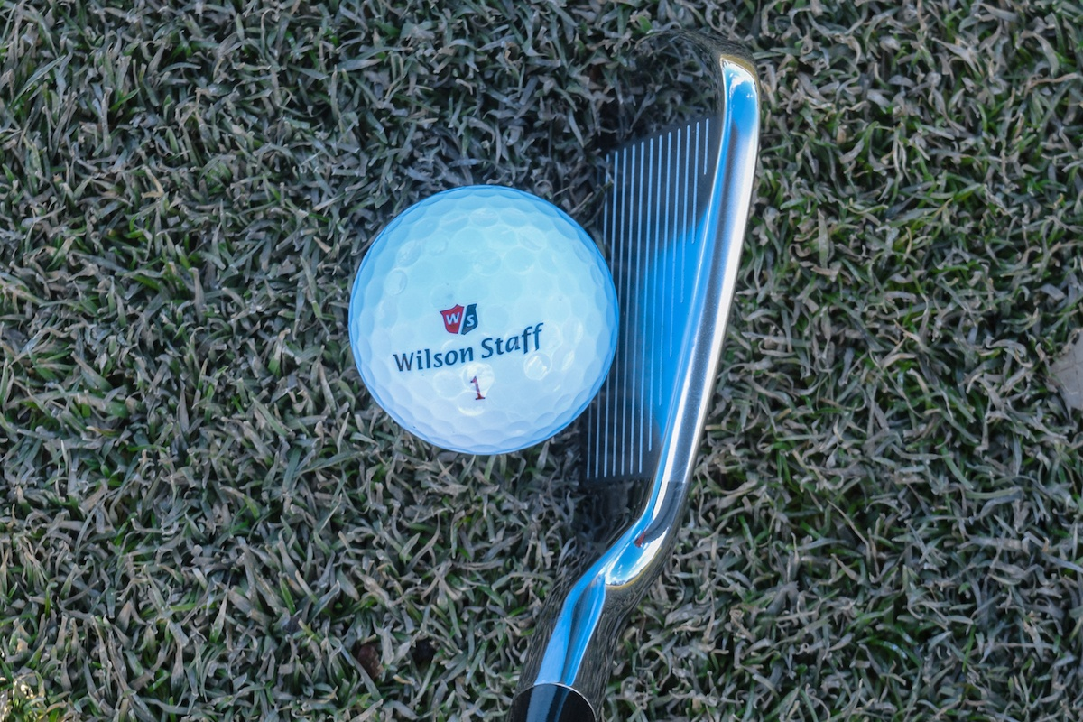 Wilson C300 Forged irons - 7-1624