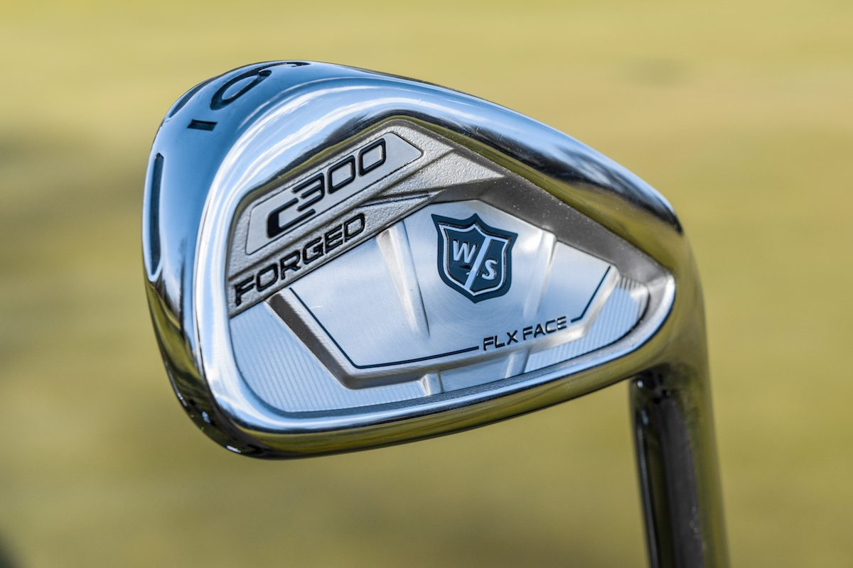 Wilson C300 Forged irons - 8-1627