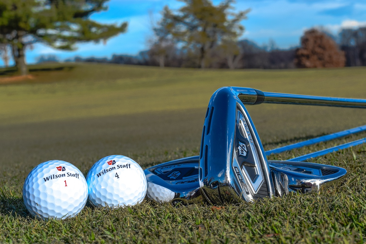 First Look: Wilson Staff C300/C300 Forged Irons
