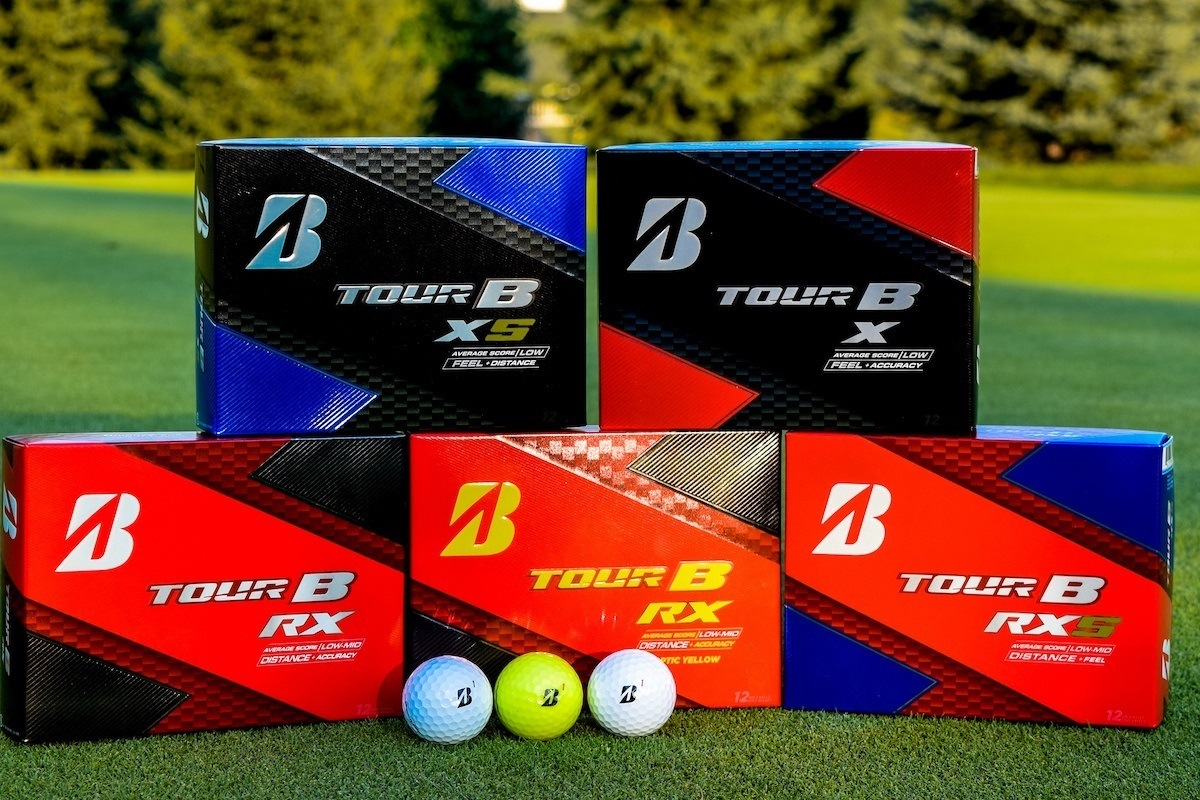 A Record Year For Bridgestone Golf