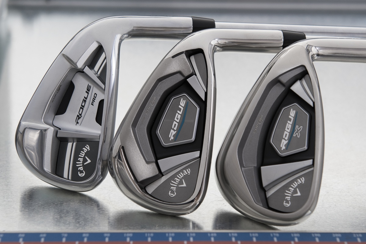 First Look: Callaway Rogue Irons