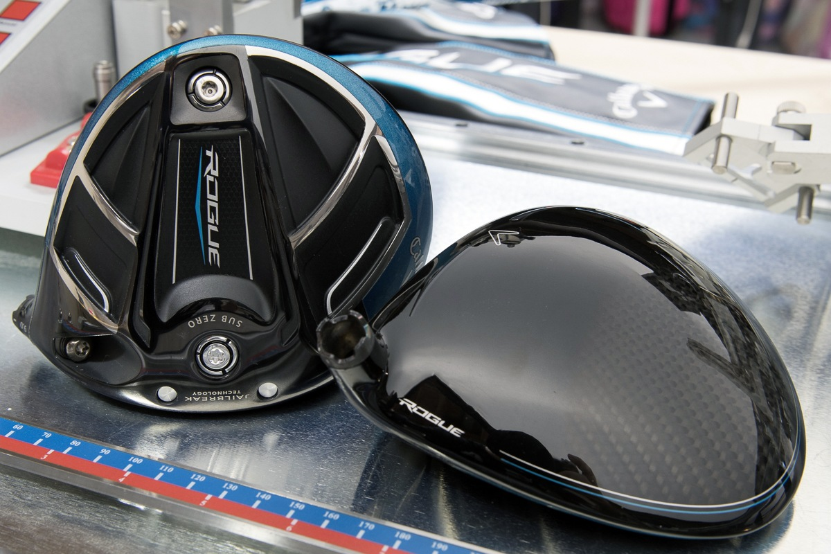One Year After Epic, Callaway Goes Rogue with 3 New Drivers