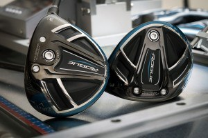 Callaway Rogue Fairway Woods now with  Jailbreak Technology