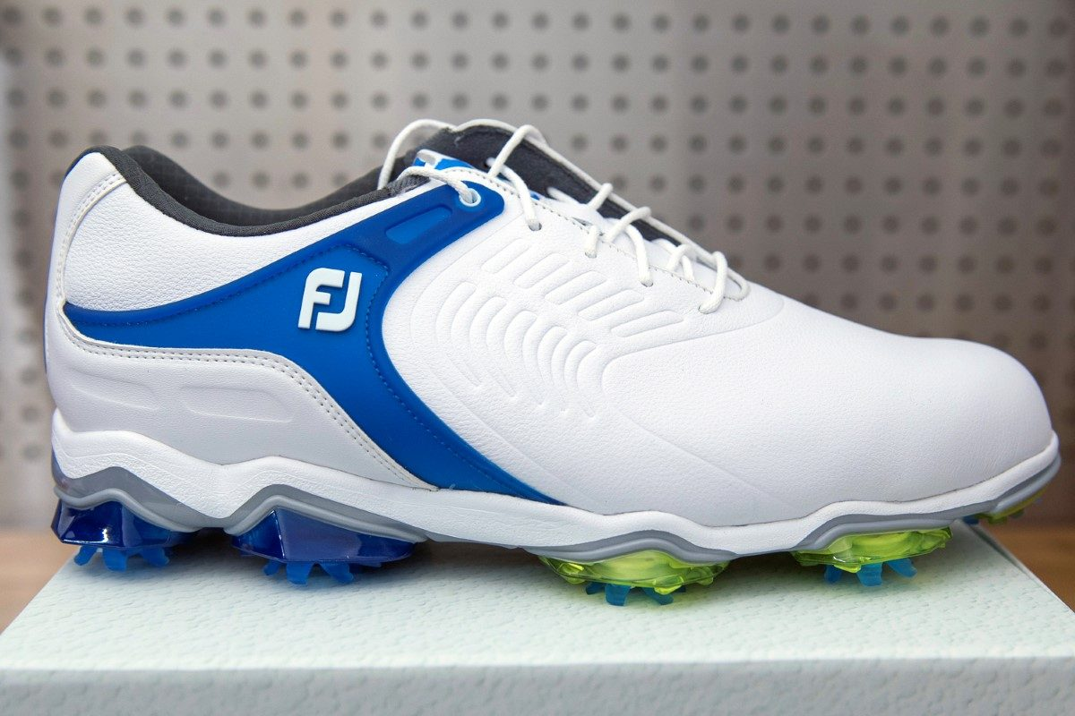 First Look – FootJoy Tour S Golf Shoe