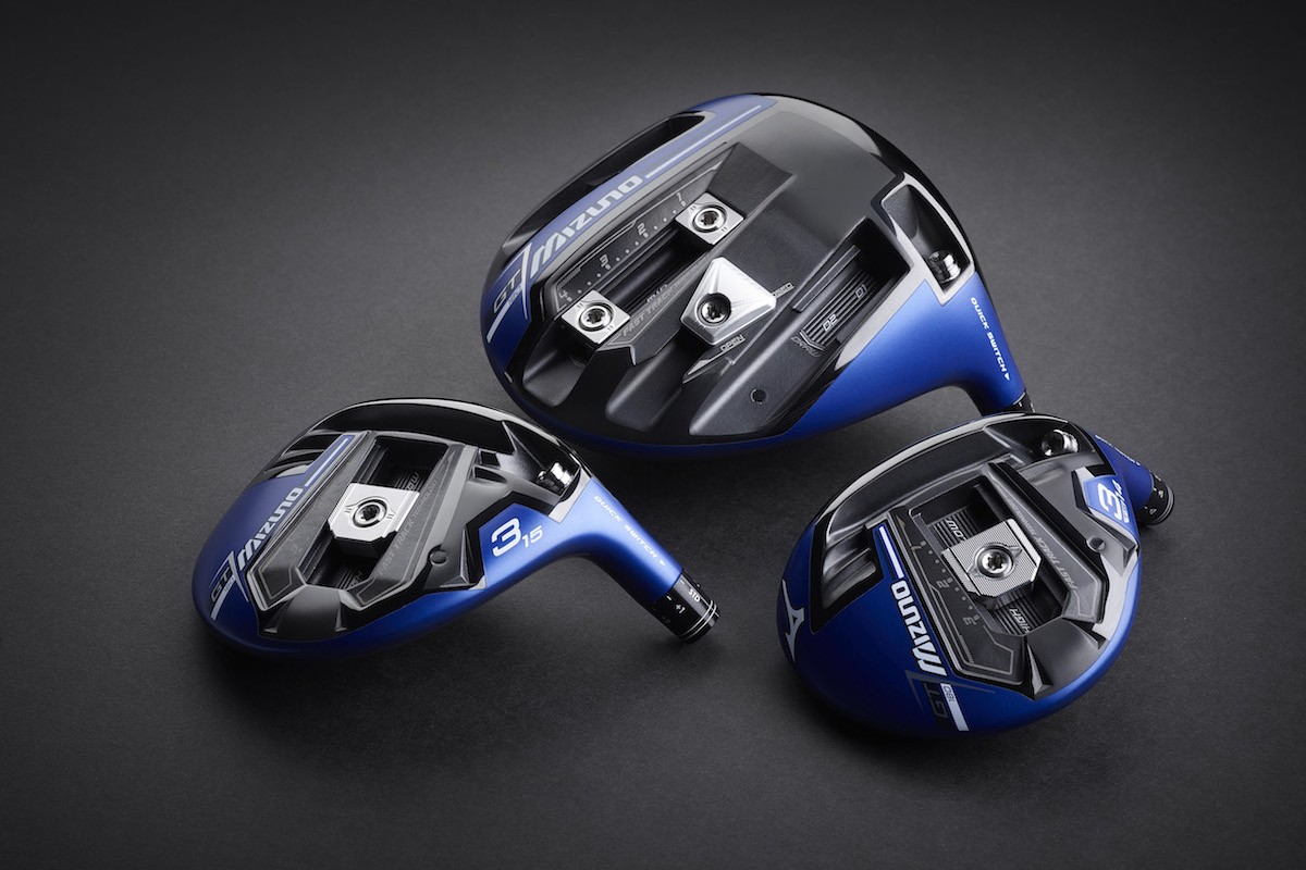 First Look: Mizuno GT 180 Driver and Fairway Woods