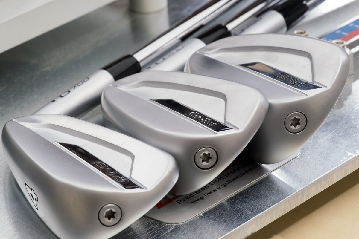 PING G700 Irons – Distance without Compromise