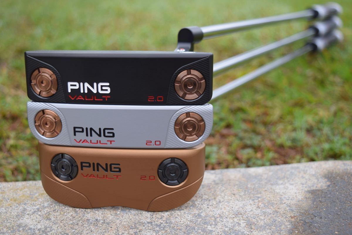 Ping Vault 2 Finishes - 1