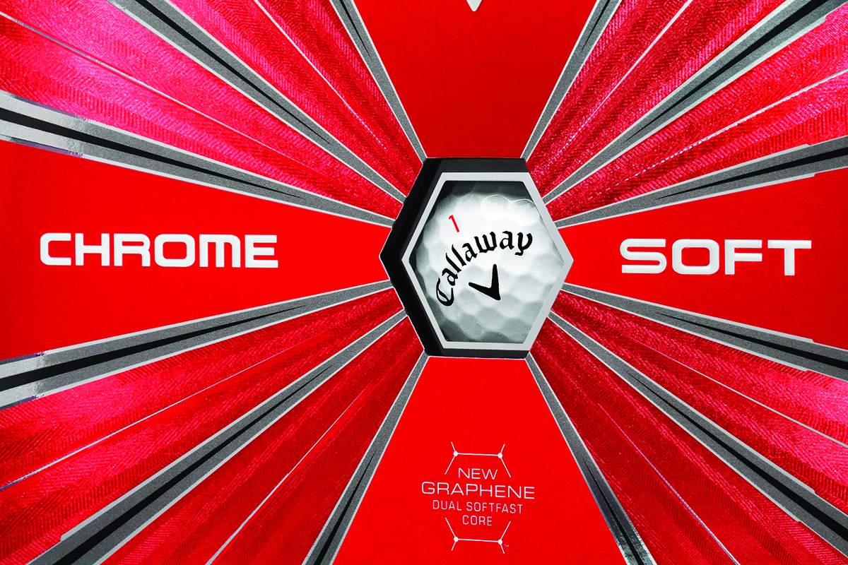 2018 Callaway Chrome Soft & Chrome Soft X – A New Material Changes the Ball that Changed the Ball