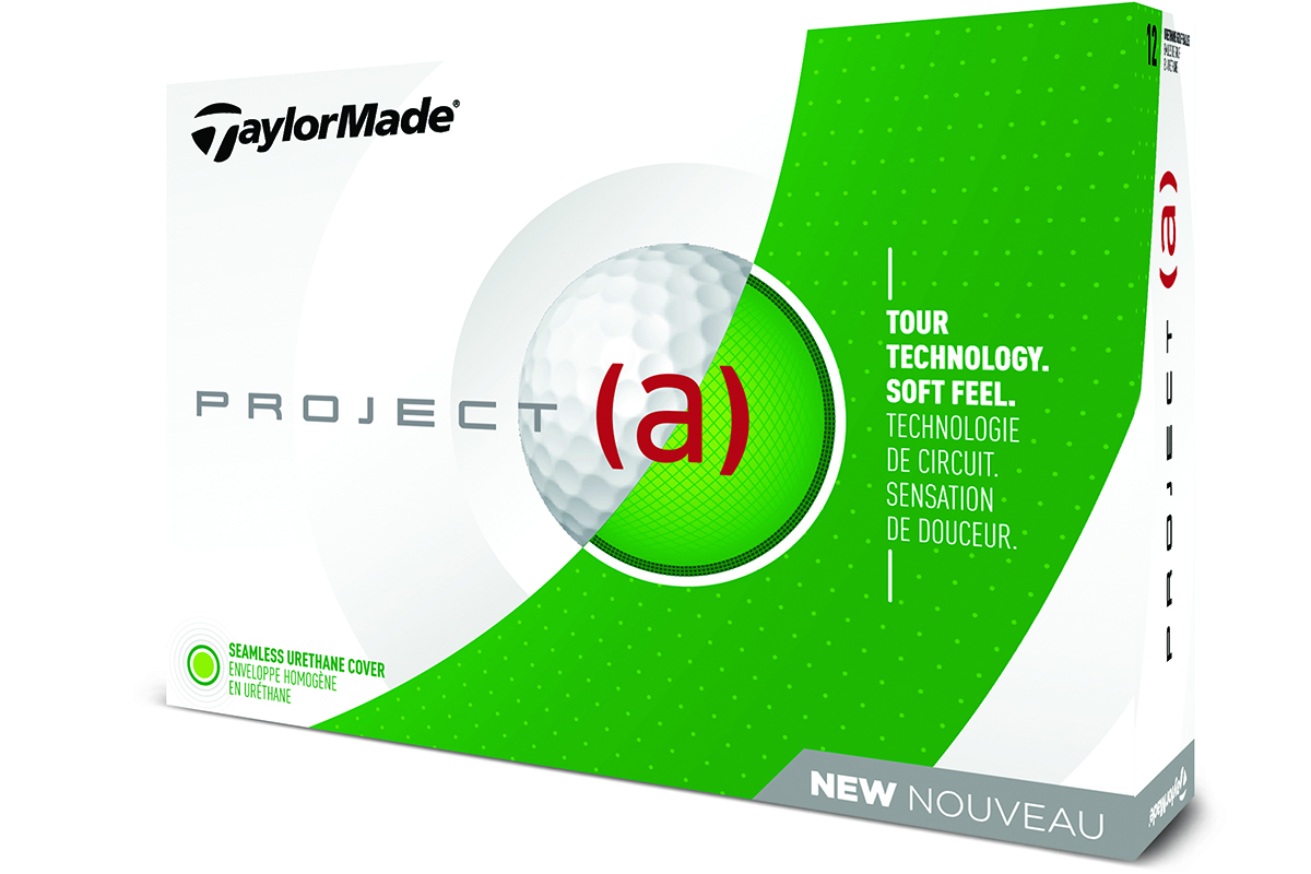 TaylorMade Releases New Project (a) Golf Ball