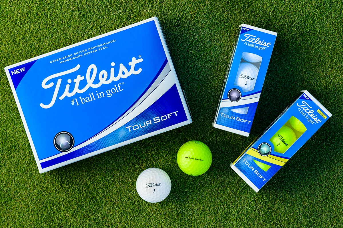 Titleist Announces New Tour Soft and Velocity Golf Balls