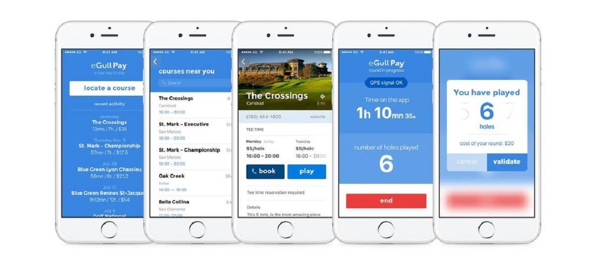 eGull Pay: Growing Golf One Hole at a Time