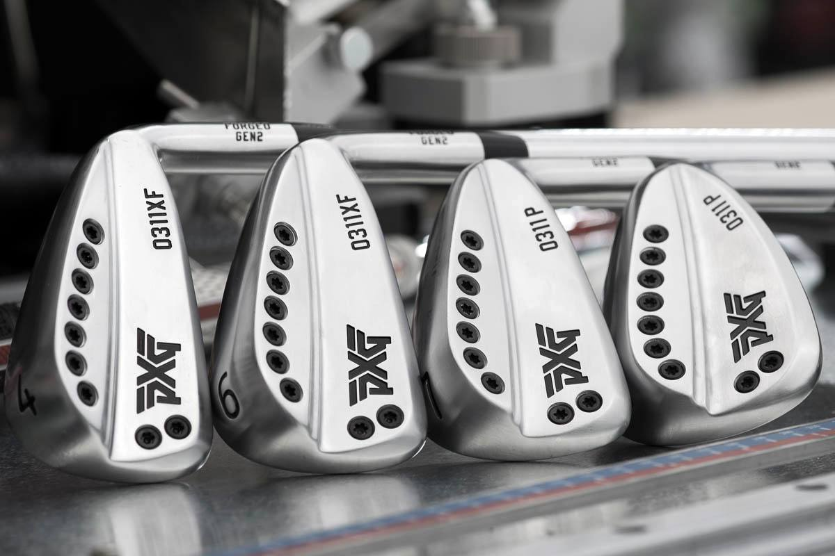 First Look – PXG 0311 GEN 2 IRONS