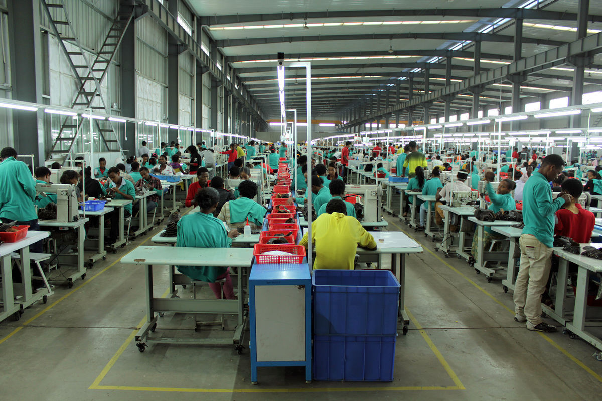 Chinese manufacturing - 1