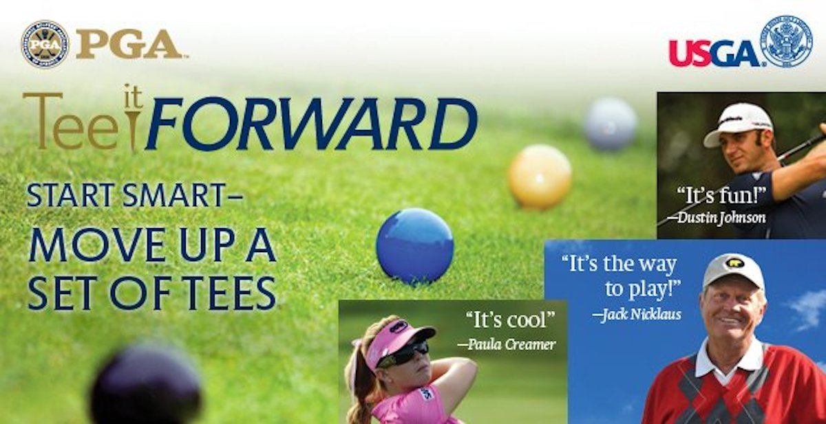 tee it forward