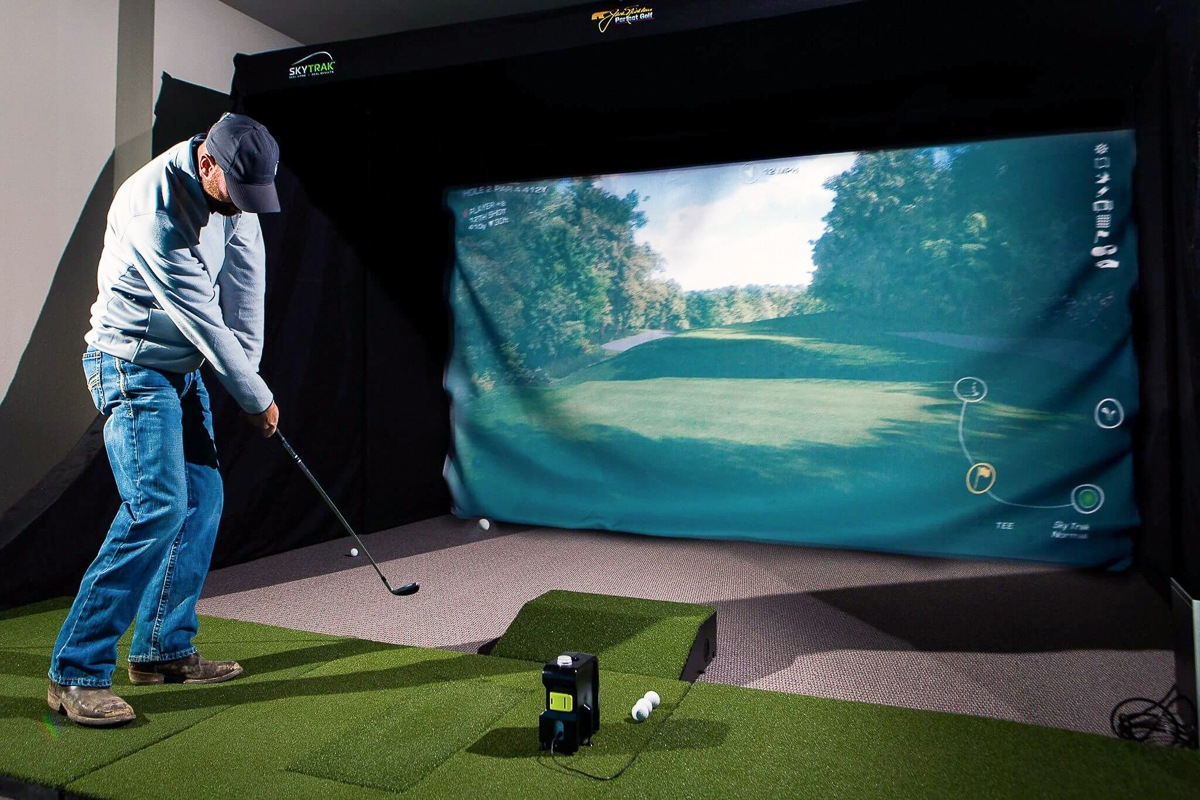 A Golfer's Guide for Building A Home Golf Simulator
