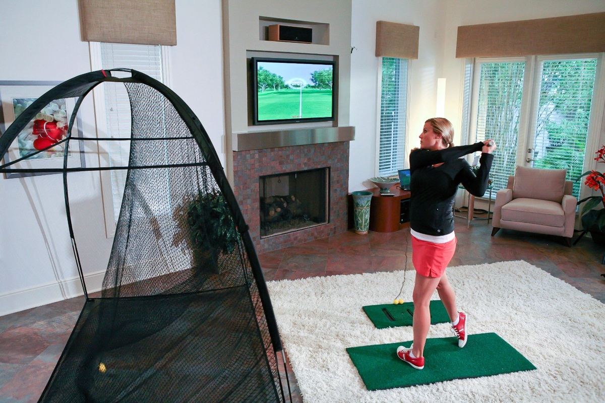 Golf Simulator For Sale >> A Golfer S Guide For Building A Home Golf Simulator