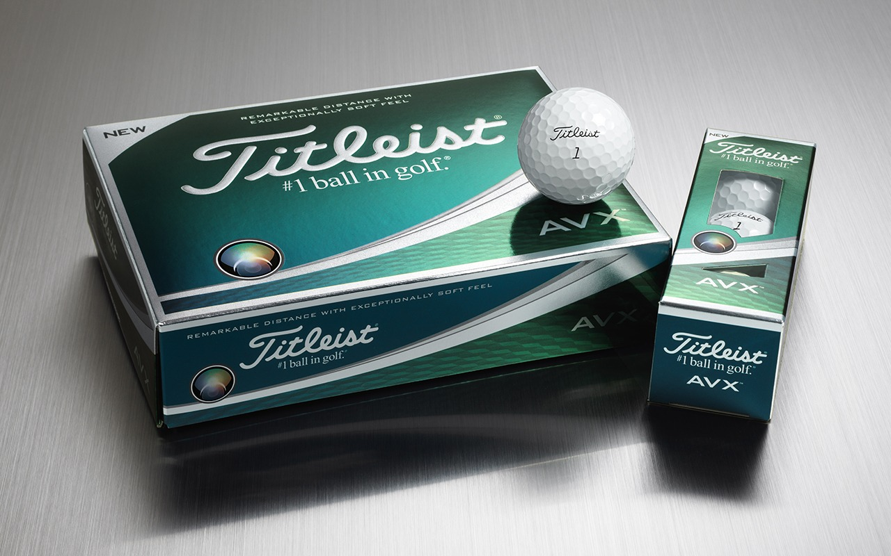Titleist Releases AVX Golf Ball Nationwide