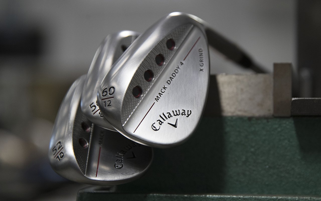 Callaway adds Raw Option to MD4 Wedge Lineup