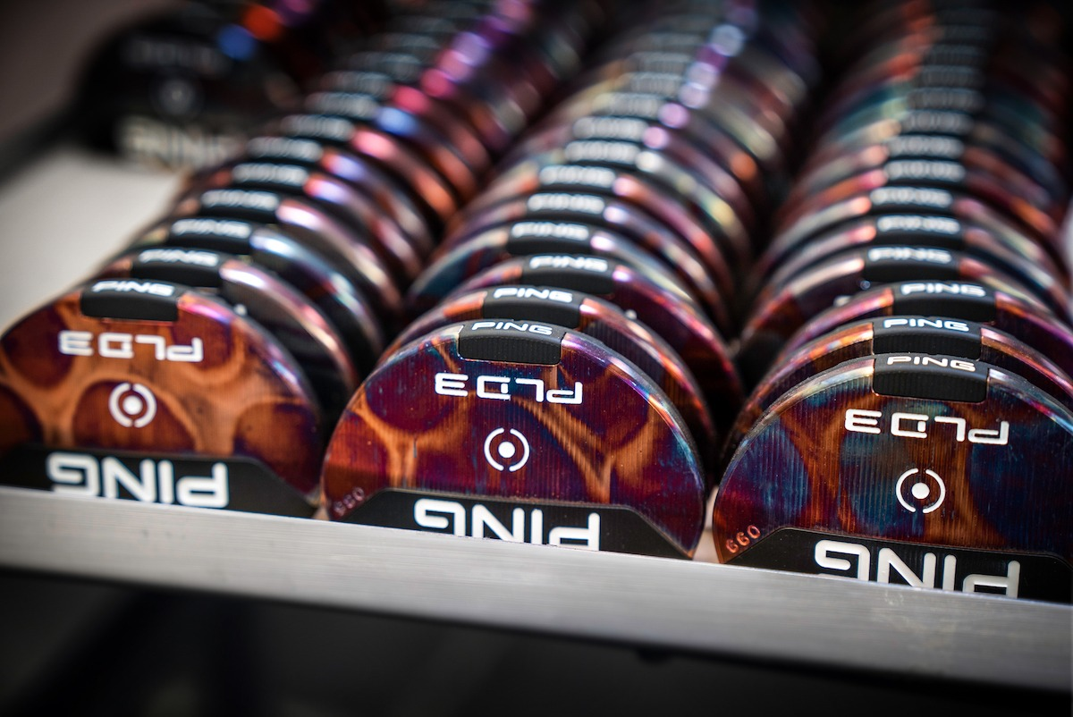 PING Announces the PLD3 Limited Edition Mallet