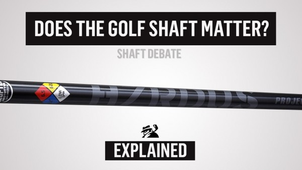 {VIDEO} – Does the Shaft Matter