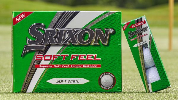 First Look: Srixon Soft Feel Balls