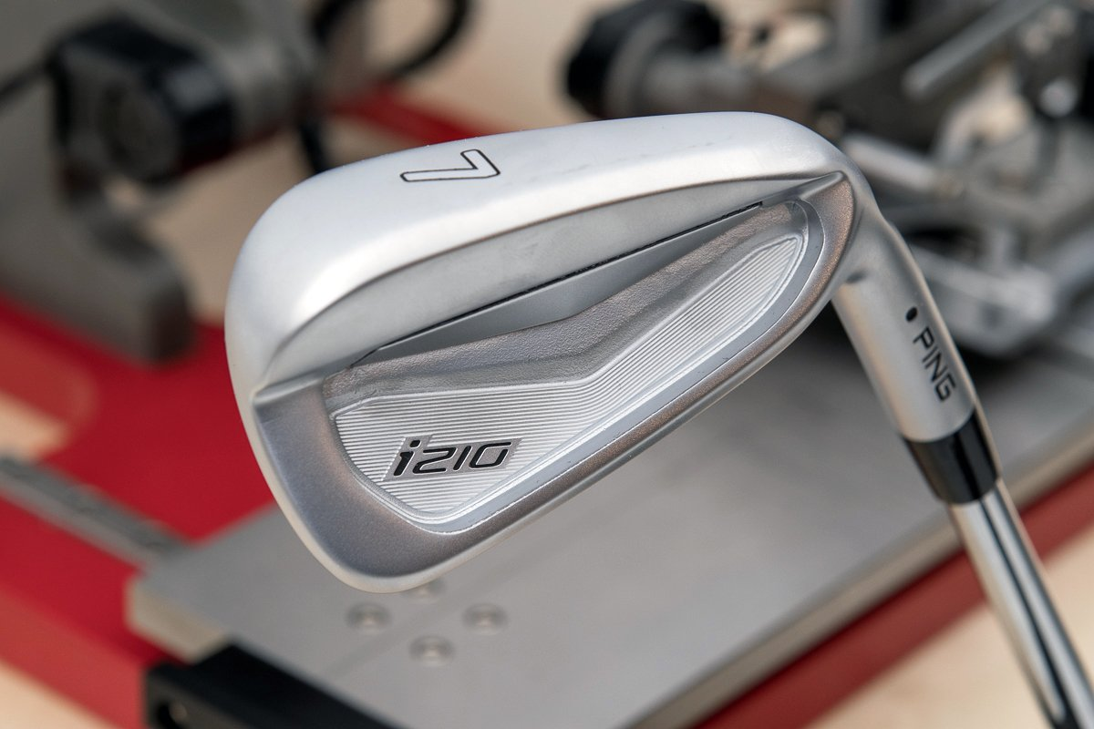 First Look – PING i210 Irons