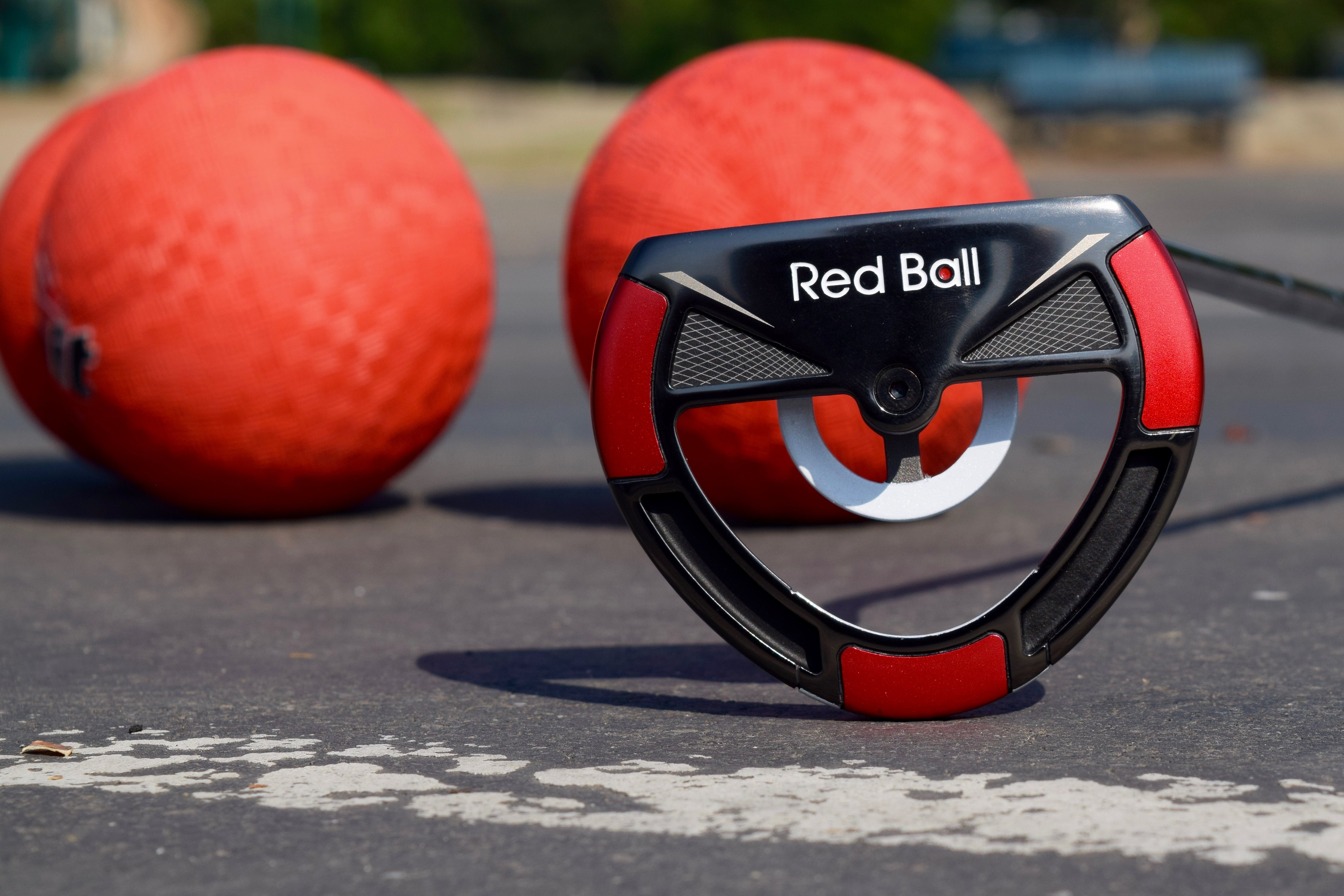 First Look: Odyssey Red Ball Putter