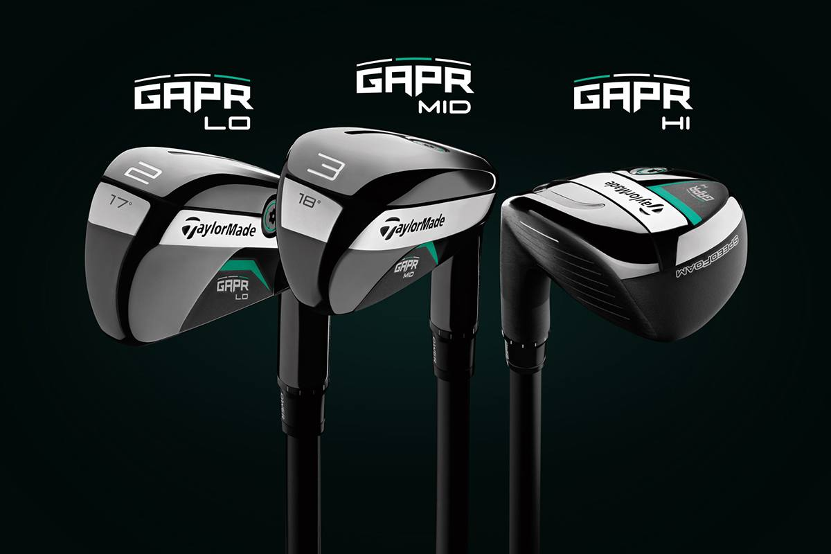 FIRST LOOK – TAYLORMADE GAPR: SLIGHTLY DIFFERENT RESCUE CLUBS