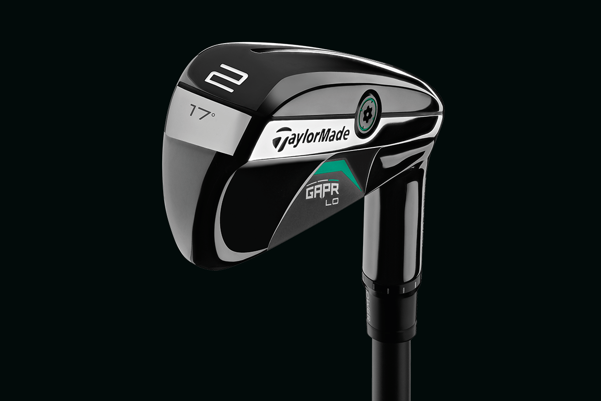 Callaway Golf Clubs >> FIRST LOOK – TAYLORMADE GAPR: SLIGHTLY DIFFERENT RESCUE CLUBS