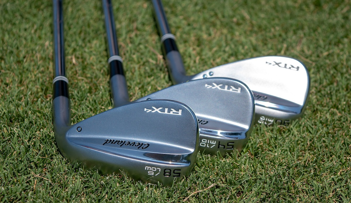 First Look: Cleveland RTX-4 Wedges