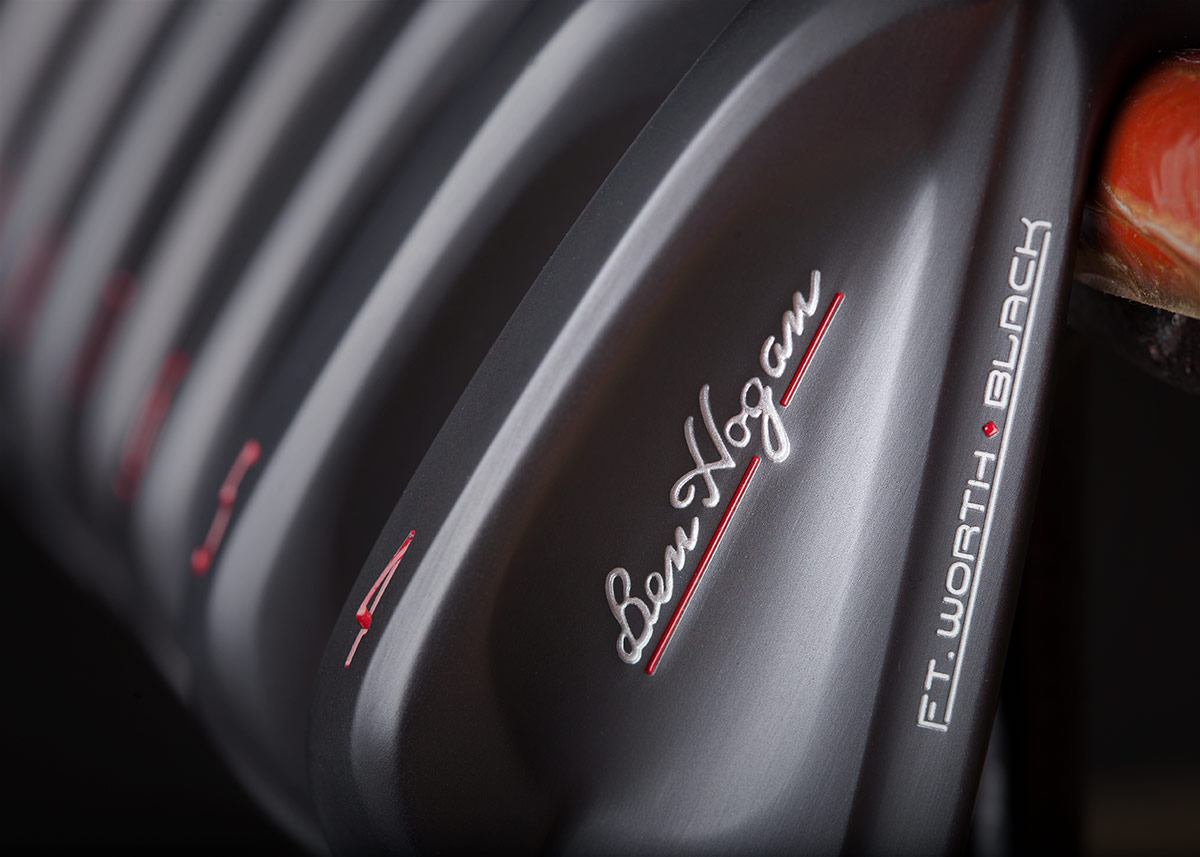 (5) TESTERS WANTED: Ben Hogan Ft. Worth Black Irons