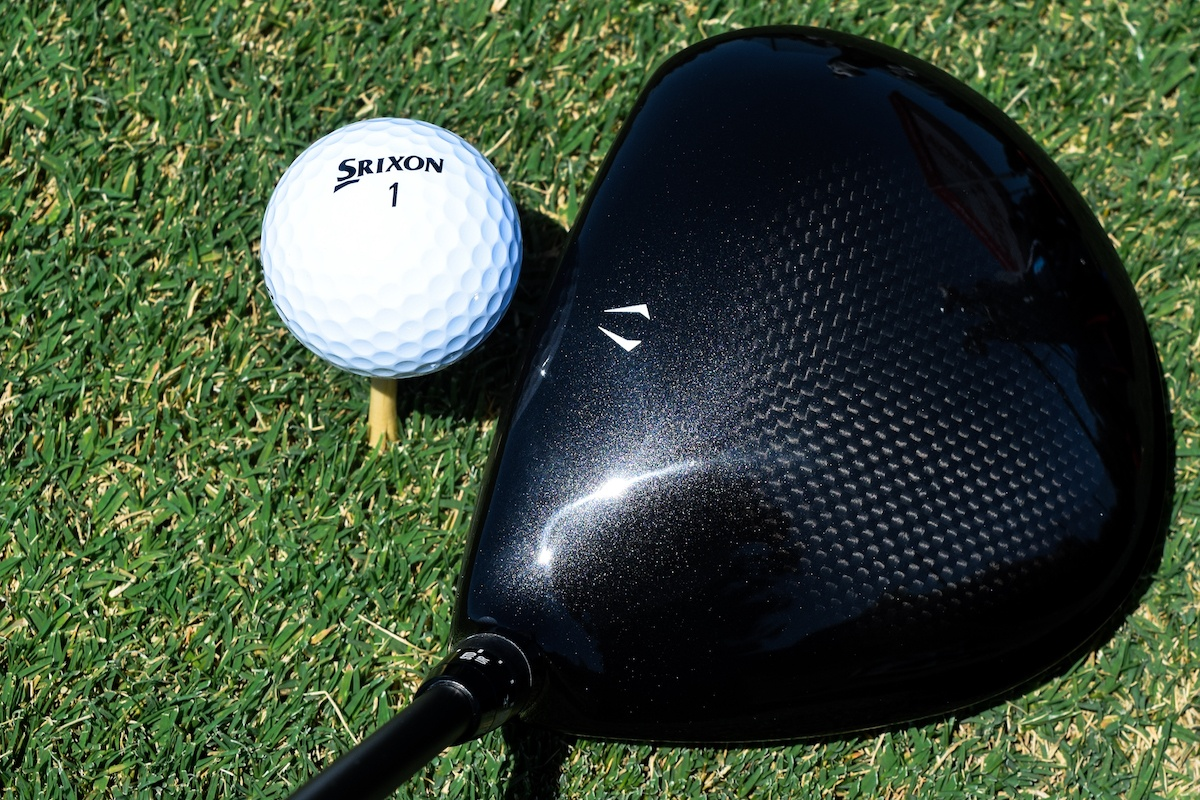 Used M2 Driver >> FIRST LOOK: 2018 Srixon Z585 + Z 785 Drivers