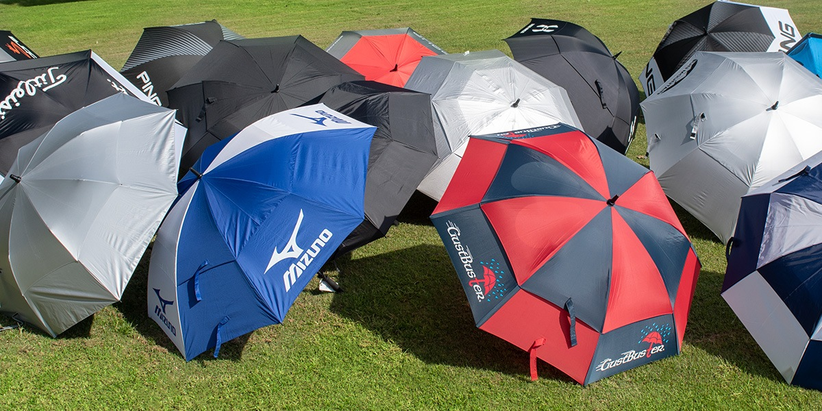 THE BEST GOLF UMBRELLAS OF 2018