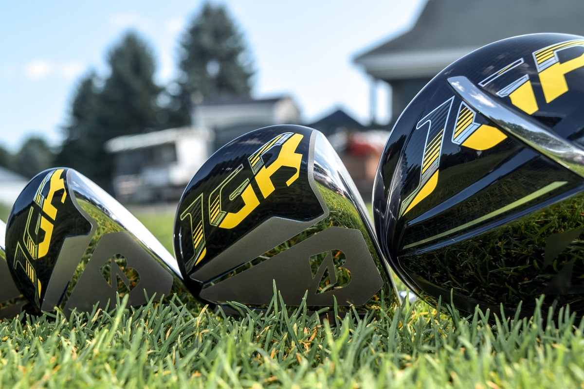 First Look: Bridgestone Tour B JGR Irons & Metal Woods