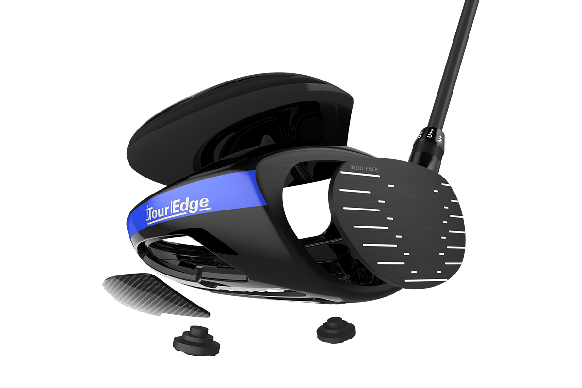 First Look – Tour Edge Exotics EXS Driver