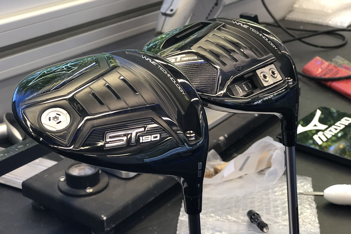 First Look – 2019 Mizuno ST190 & ST190G Drivers