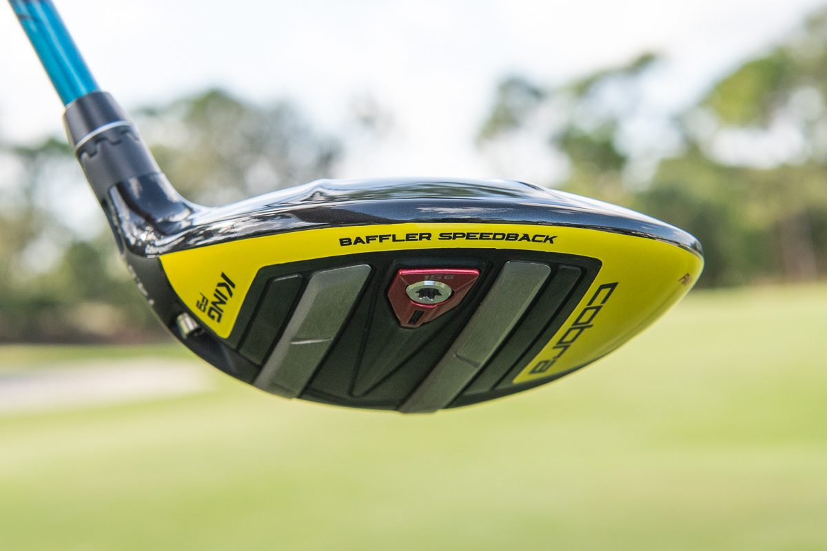 First Look: Cobra KING F9 SPEEDBACK & SPEEDBACK TOUR Fairway