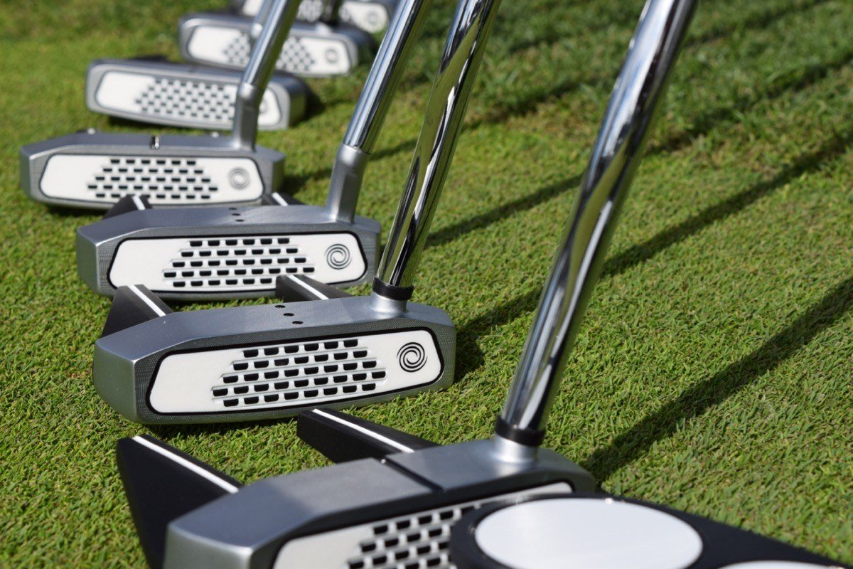 Spotted on Tour: Odyssey Stroke Lab Putters