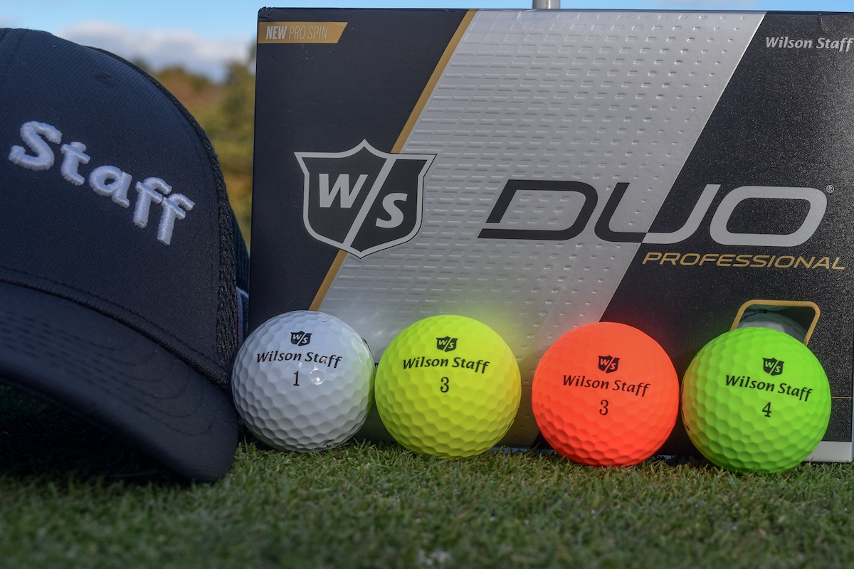 First Look: Wilson Golf DUO Professional