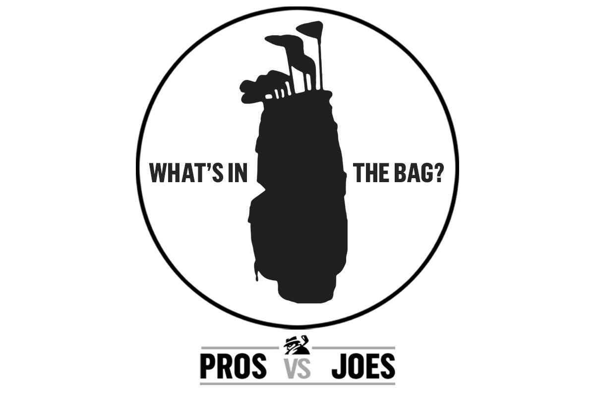 Pros vs. Joes: What's in the Bag (powered by Arccos)