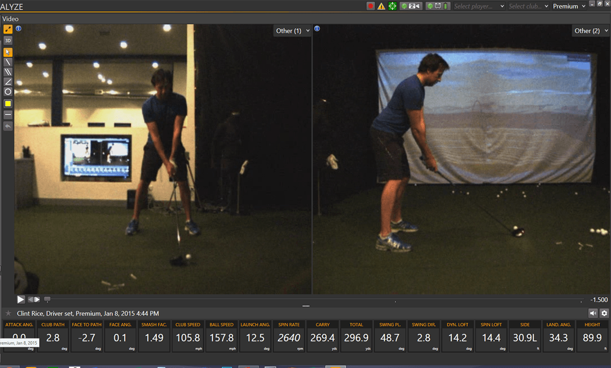 Case Study: SuperSpeed Golf Training System