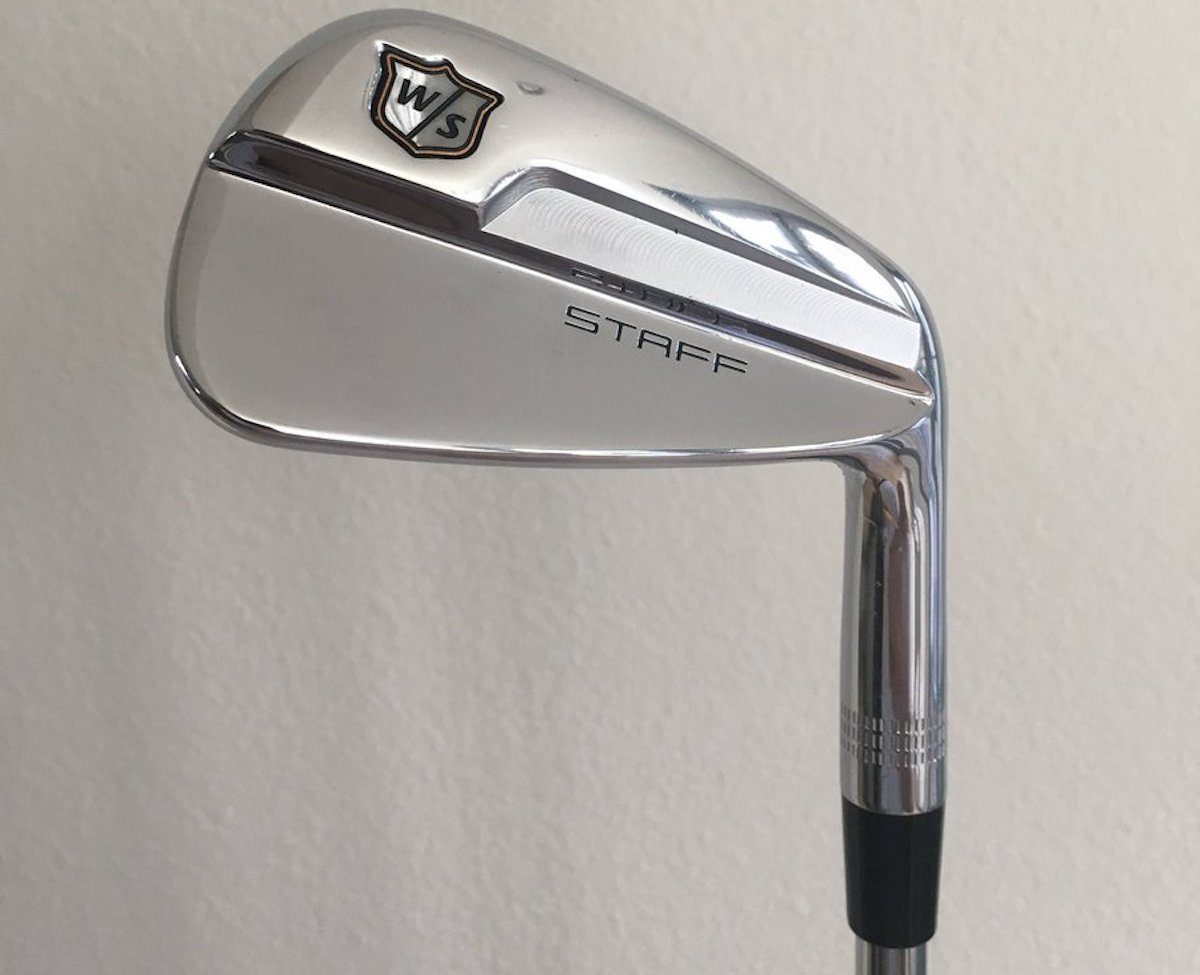 First Look: Wilson Staff Prototype Blade