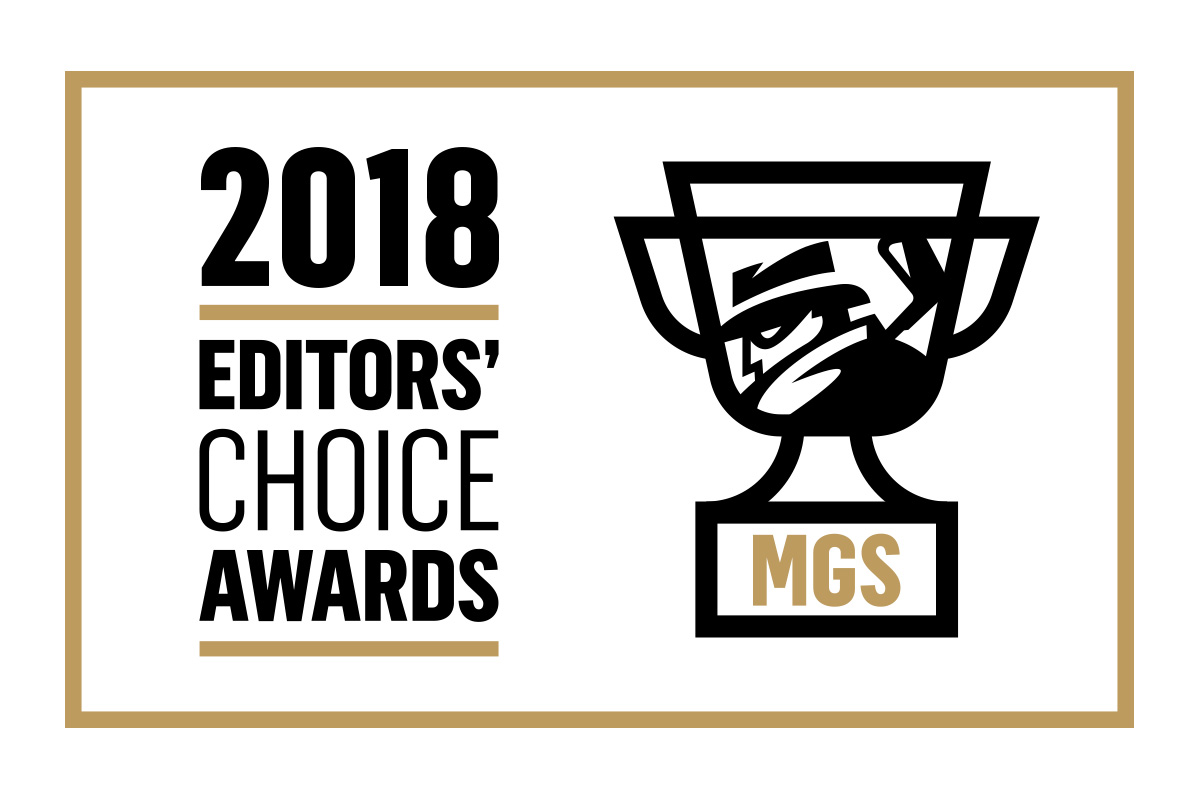 MYGOLFSPY 2018 EDITORS' CHOICE AWARDS