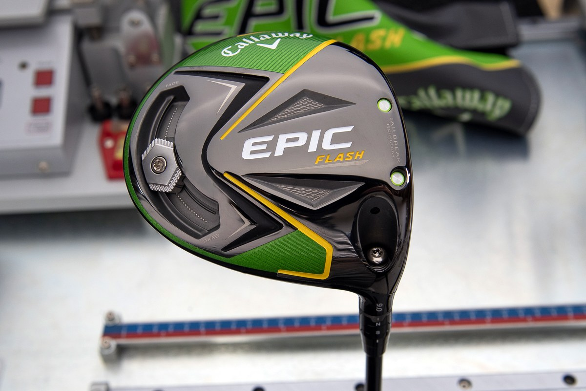 (4) TESTERS WANTED: Callaway Epic Flash Driver
