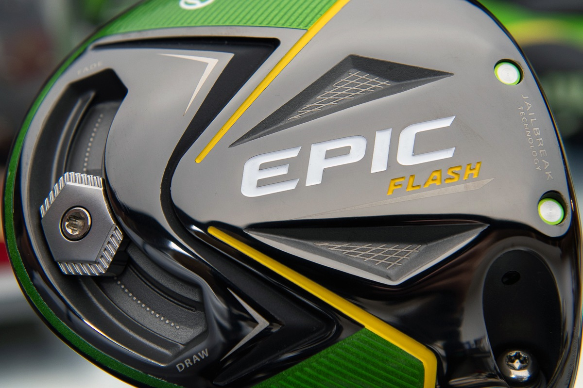 Callaway Promises Epic Ball Speed (again) with EPIC FLASH