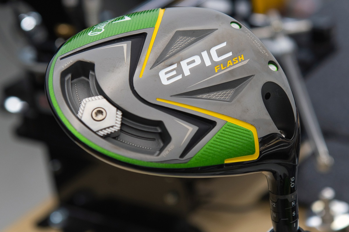 Callaway Promises Epic Ball Speed (again) with EPIC FLASH Drivers