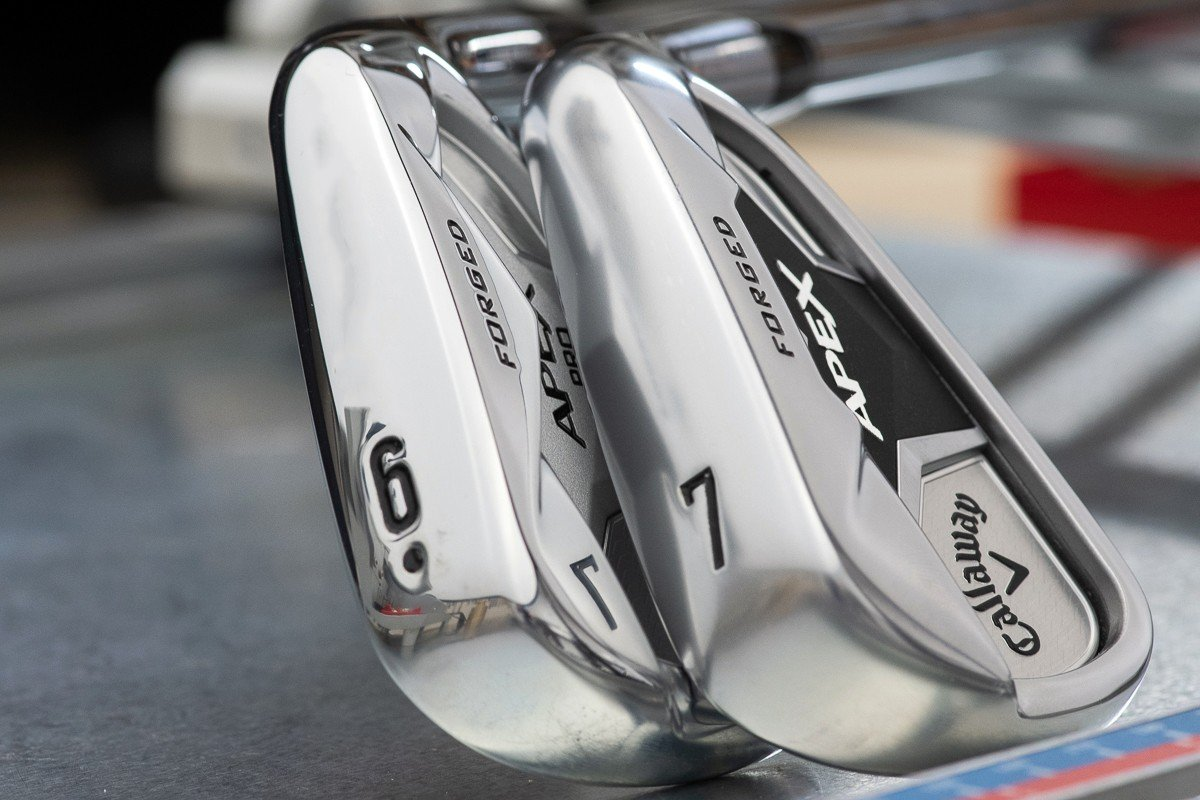 First Look Callaway 2019 Apex And Apex Pro Irons