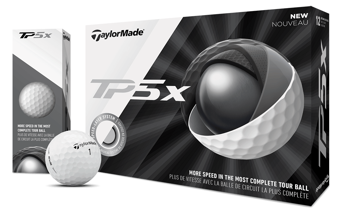 Rickie Fowler's New Golf Ball? TaylorMade Updates TP5 and TP5X