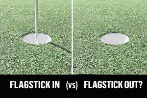 TESTED: Flagstick In (vs) Flagstick Out?