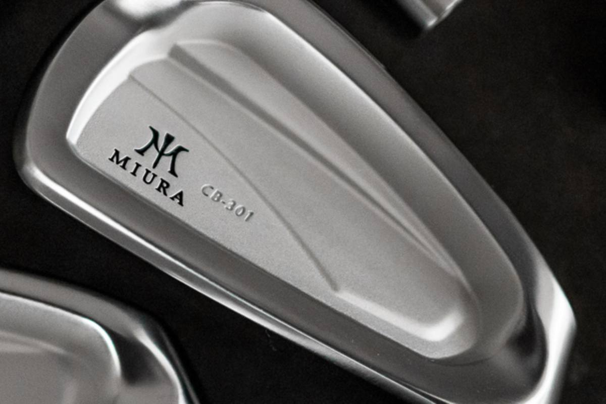 First Look – Miura CB-301 Irons